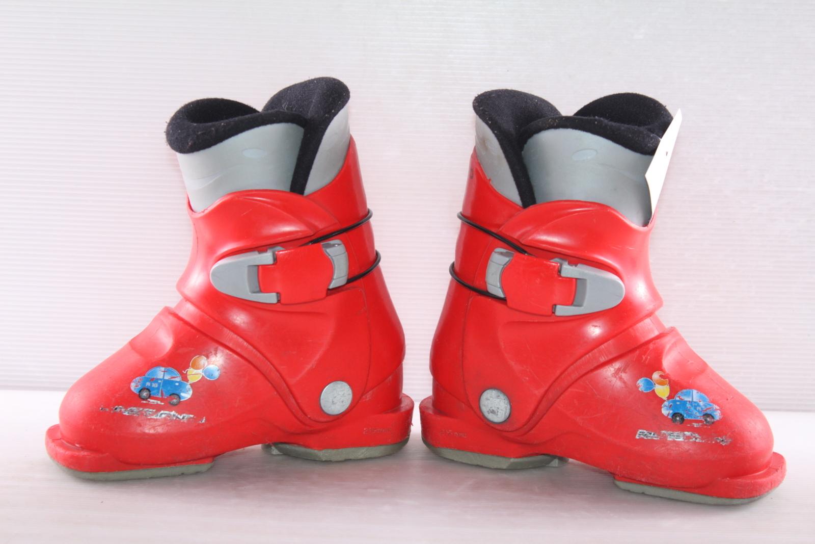 Dětské lyžáky Rossignol R16 vel. EU28