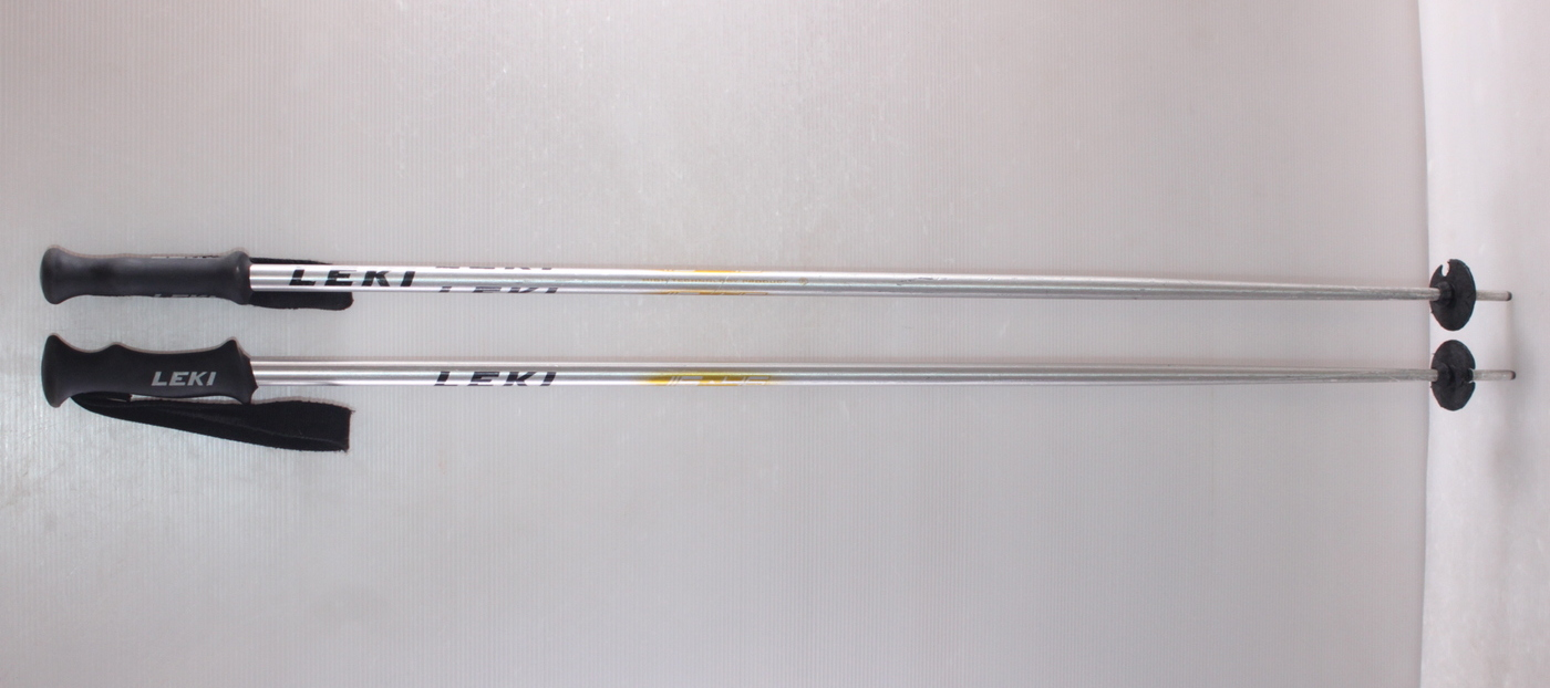 Sjezdové hole Leki Leki 115cm