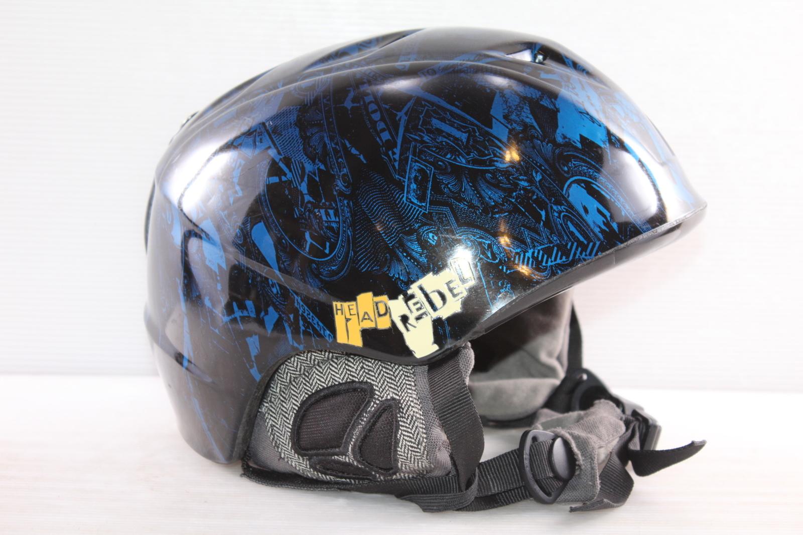 Dětská lyžařská helma Head Rebel vel. 56