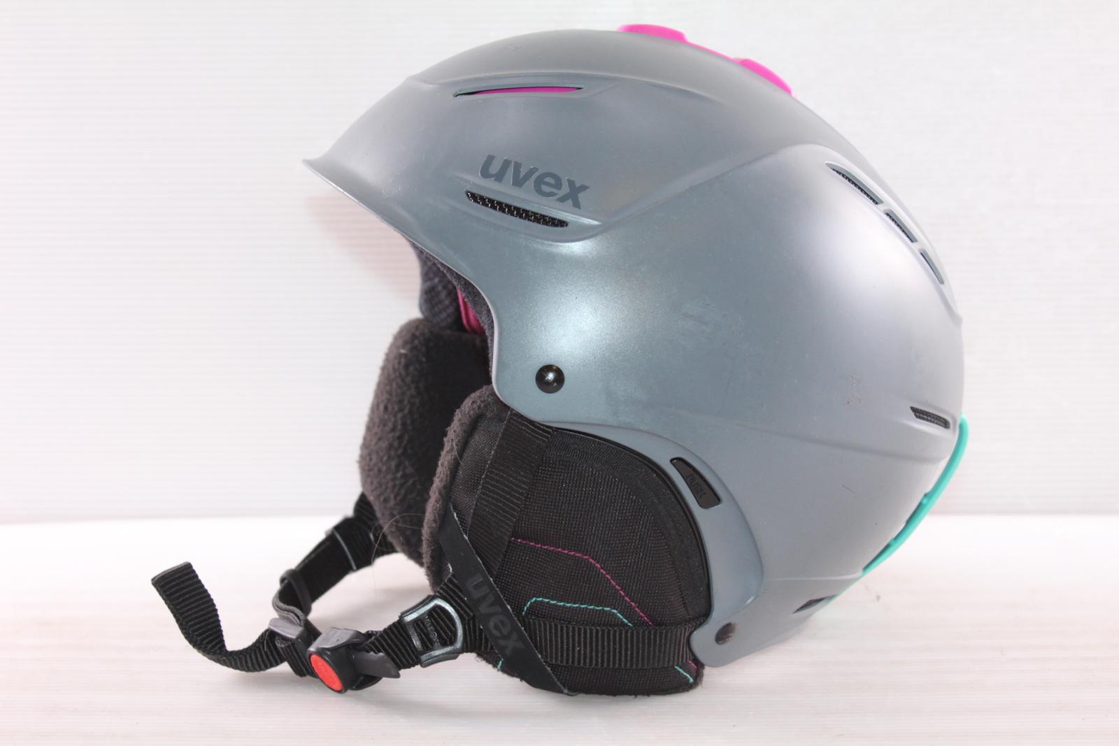 Dětská lyžařská helma Uvex Uvex - posuvná vel. 53 - 55