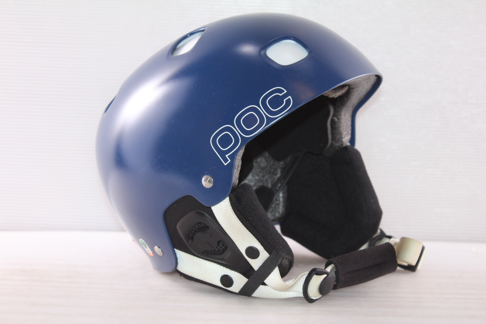 Dětská lyžařská helma POC Receptor Bug - posuvná vel. 55 - 58