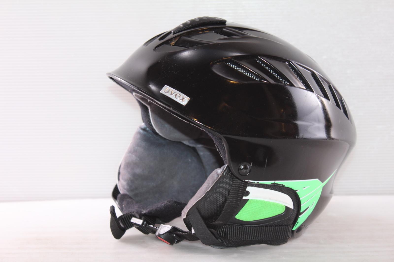 Dětská lyžařská helma Uvex Uvex - posuvná vel. 53 - 57