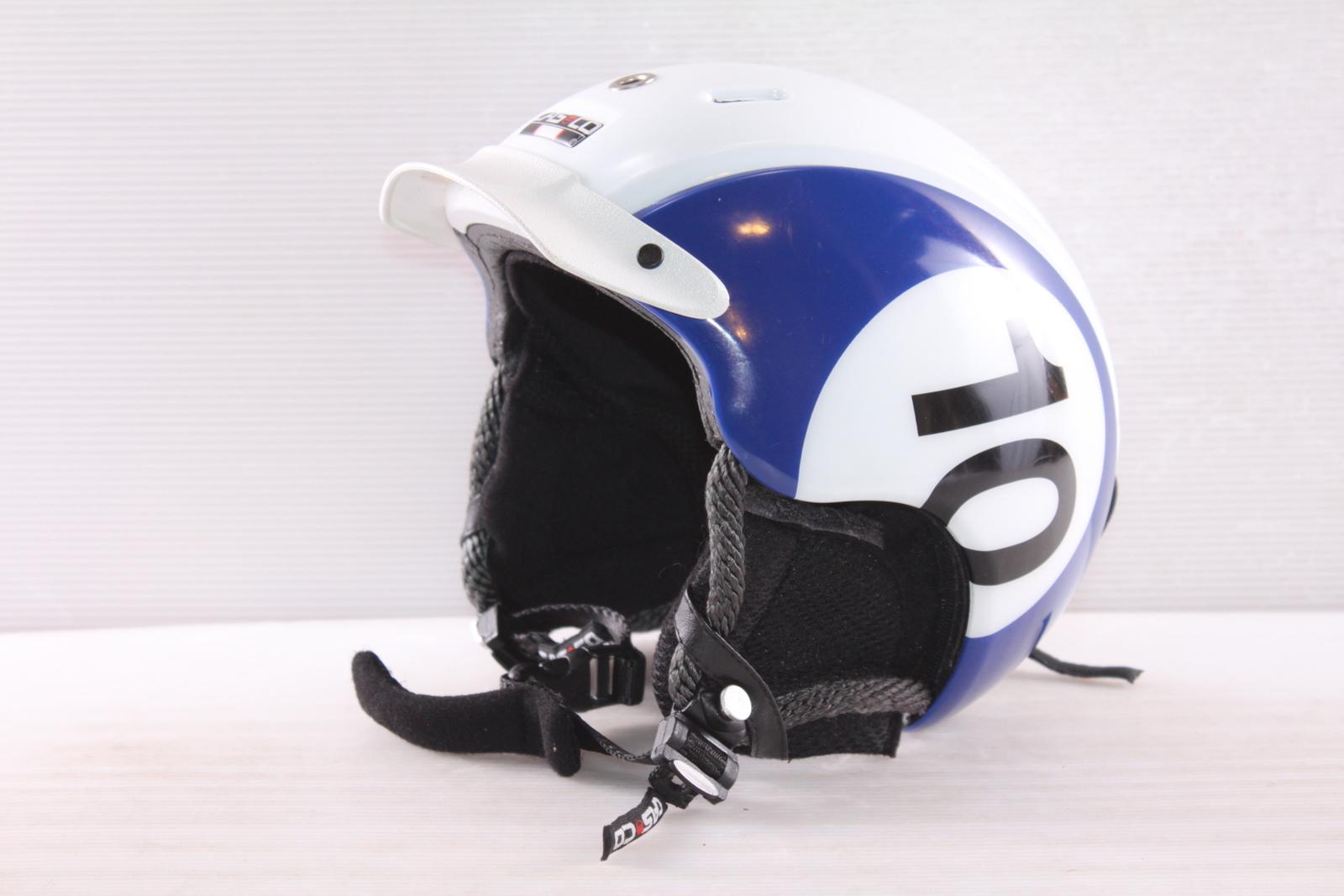 Dětská lyžařská helma Casco Mini Pro - posuvná vel. 50 - 55