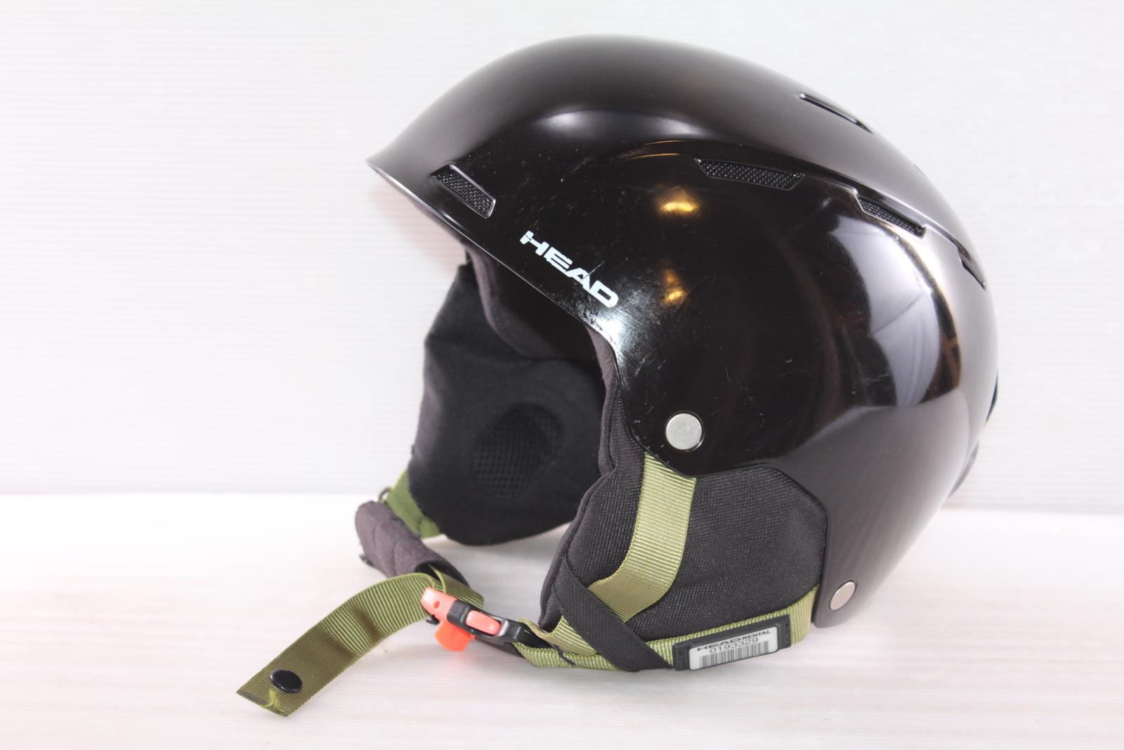 Dámská lyžařská helma Head Air Black - posuvná vel. 60 - 62