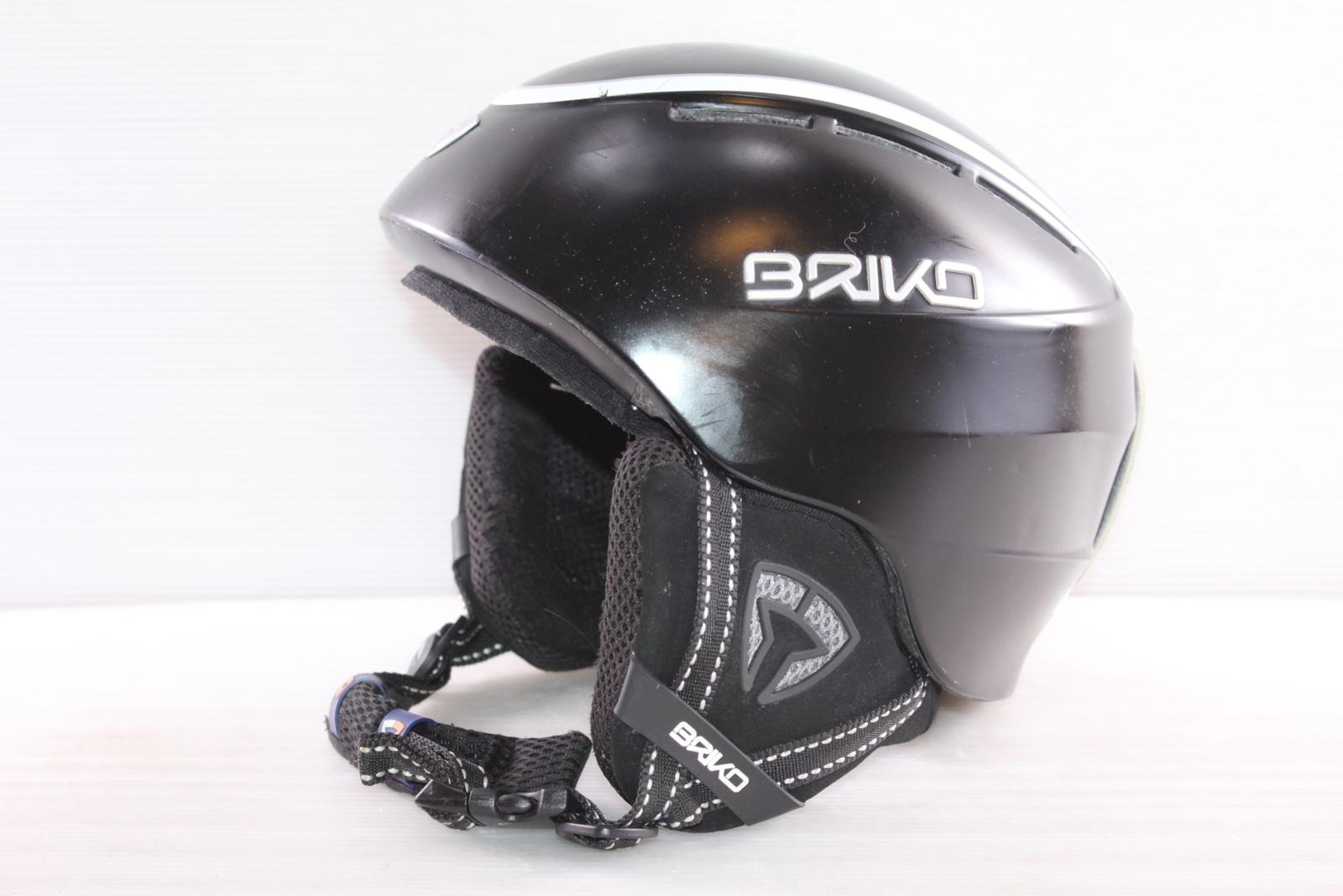Dámská lyžařská helma Briko Fuji - posuvná vel. 60 - 62