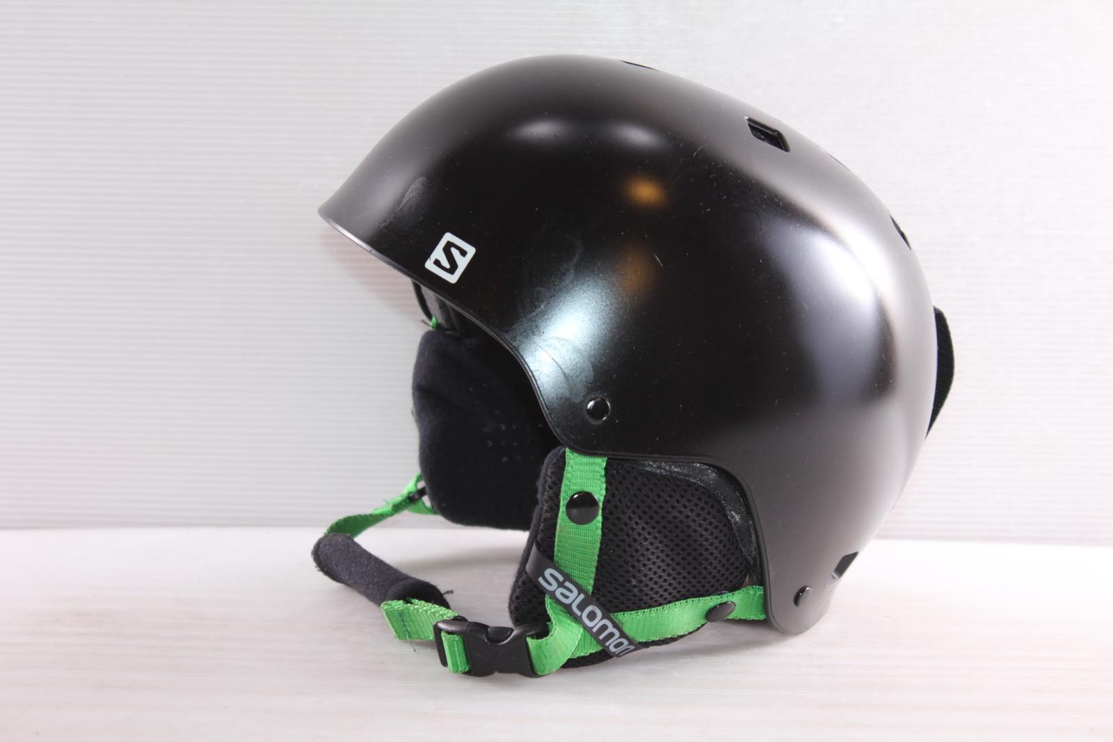 Dámská lyžařská helma Salomon Salomon - posuvná vel. 55 - 58