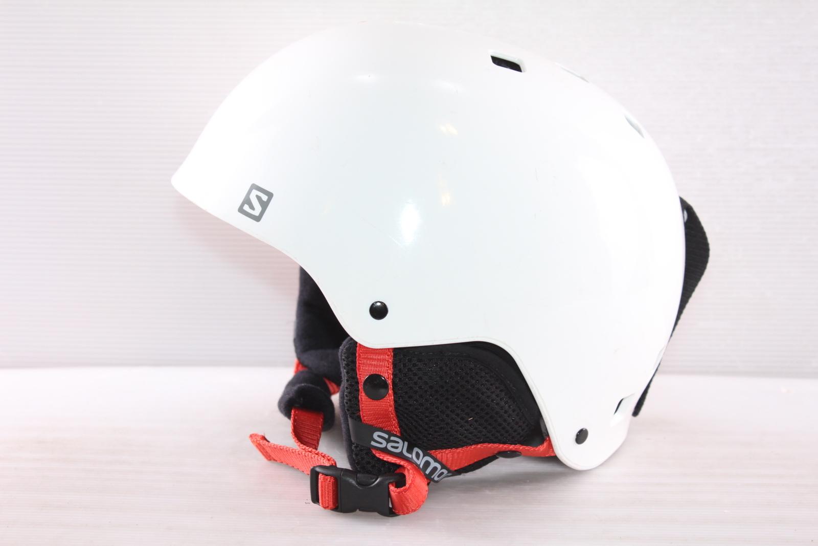 Dámská lyžařská helma Salomon JR - posuvná vel. 58 - 62