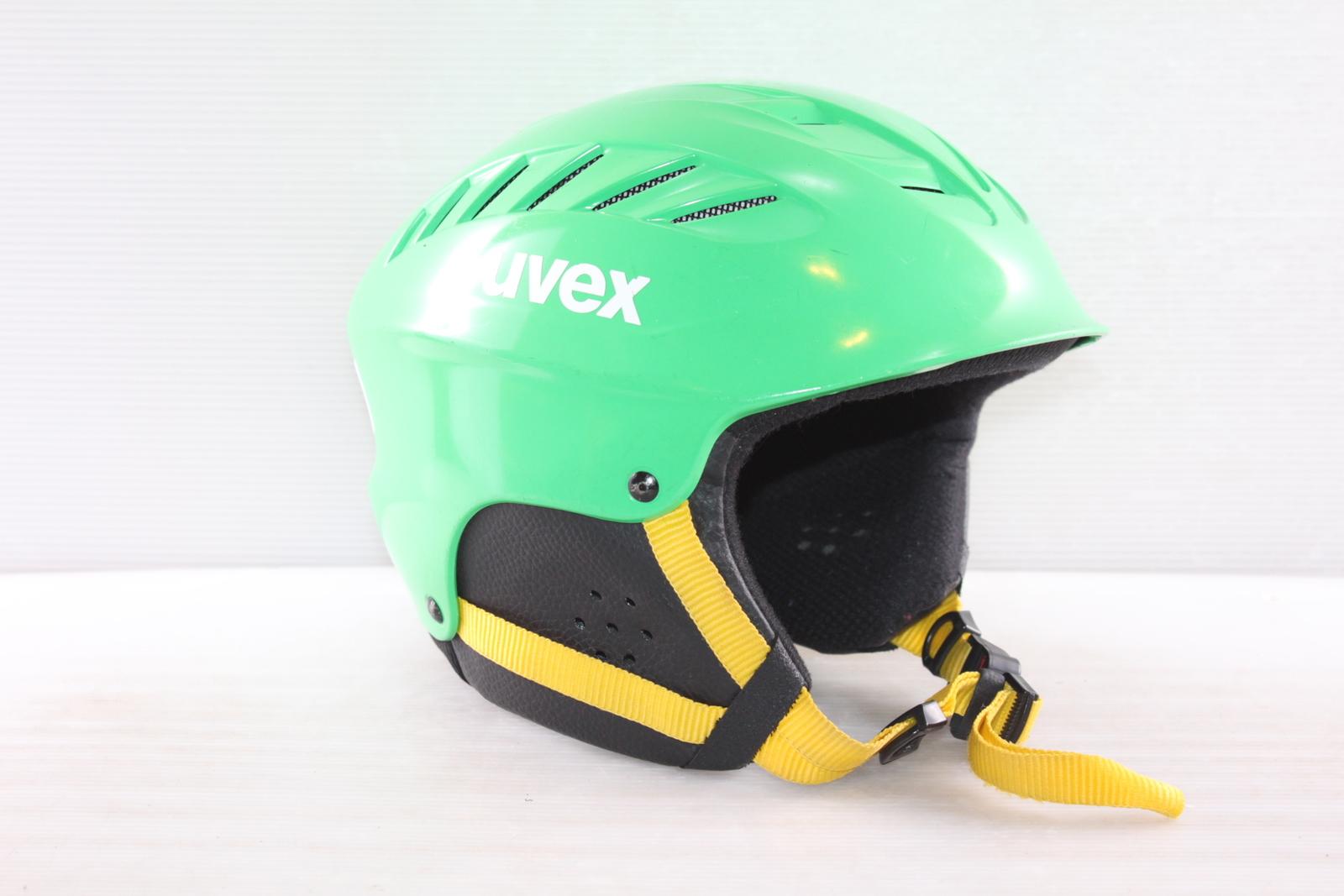 Dětská lyžařská helma Uvex Uvex - posuvná vel. 54 - 56