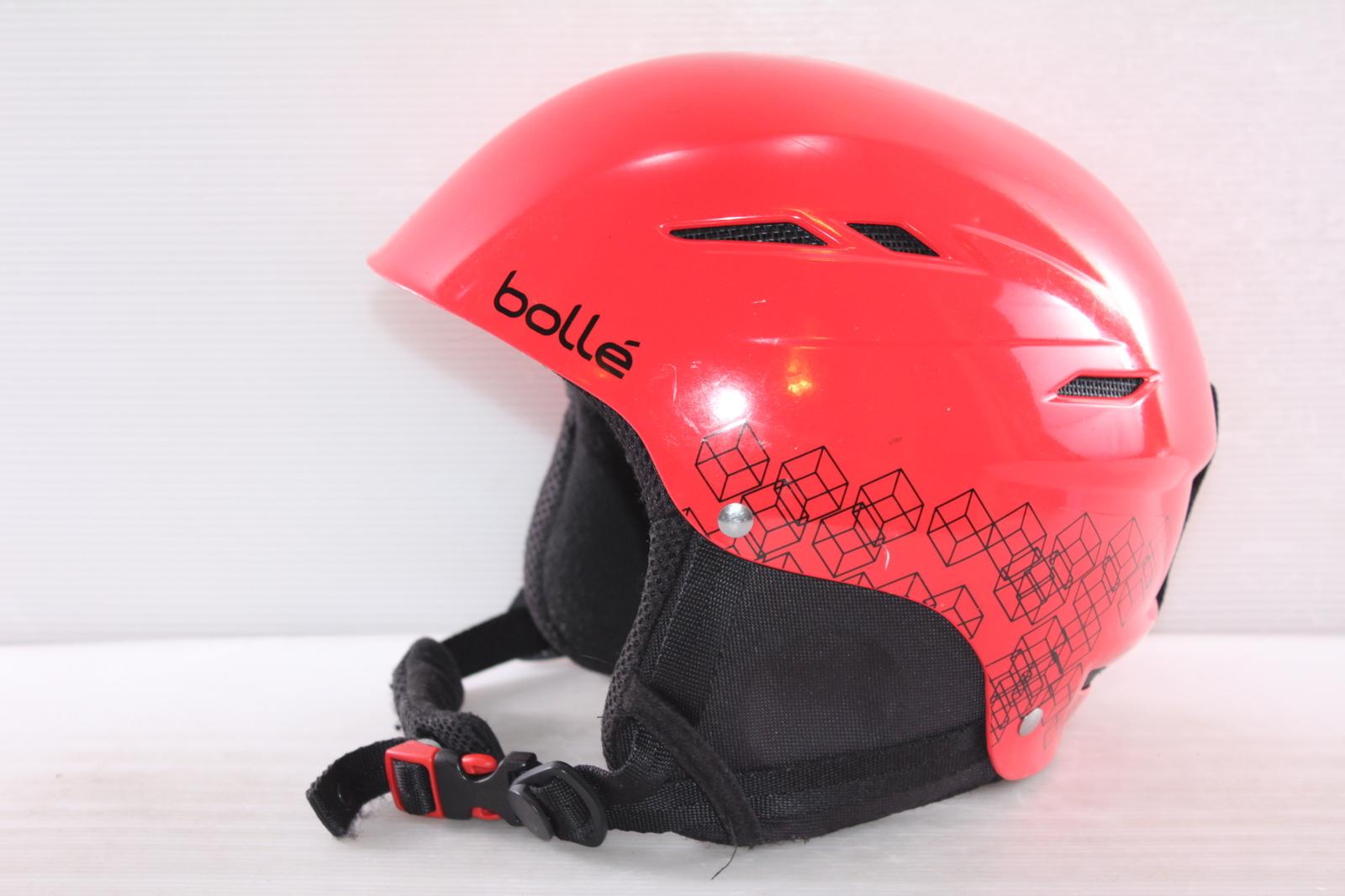 Dětská lyžařská helma Bolle Bolle - posuvná vel. 49 - 52