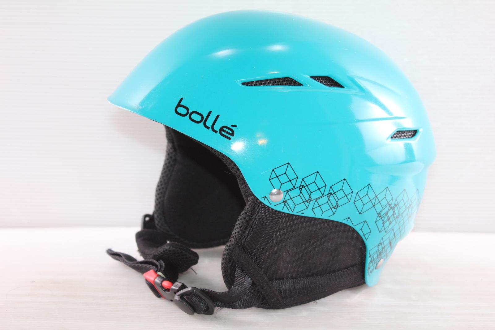 Dětská lyžařská helma Bolle Bolle - posuvná vel. 52 - 54