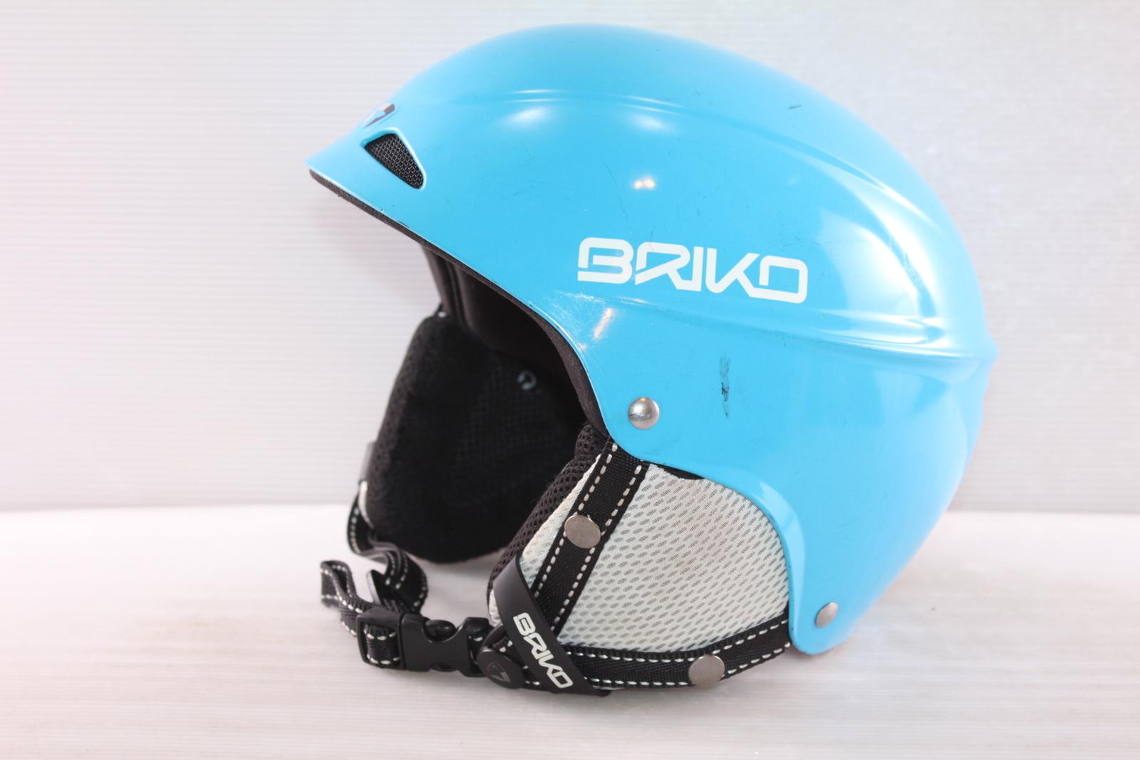 Dětská lyžařská helma Briko Pico - posuvná vel. 50 - 53