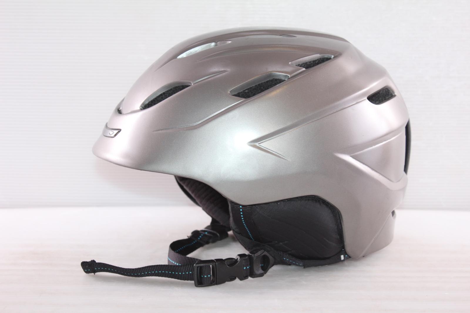 Dámská lyžařská helma Giro X-Static - posuvná vel. 56 - 59