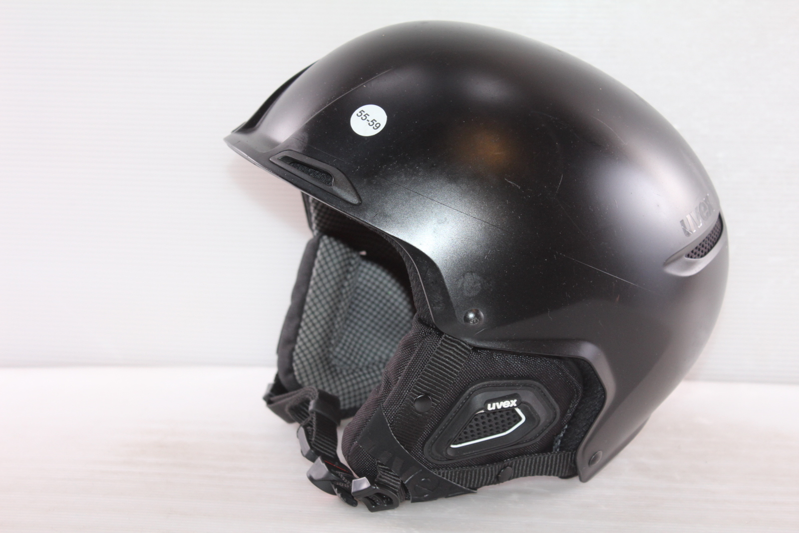 Dámská lyžařská helma Uvex Uvex - posuvná vel. 55.5 - 59