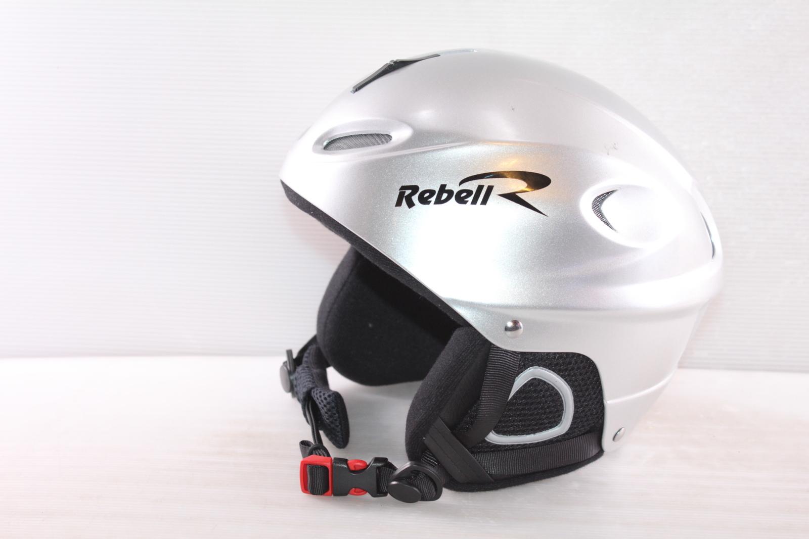 Dámská lyžařská helma Rebel Taglia vel. 61