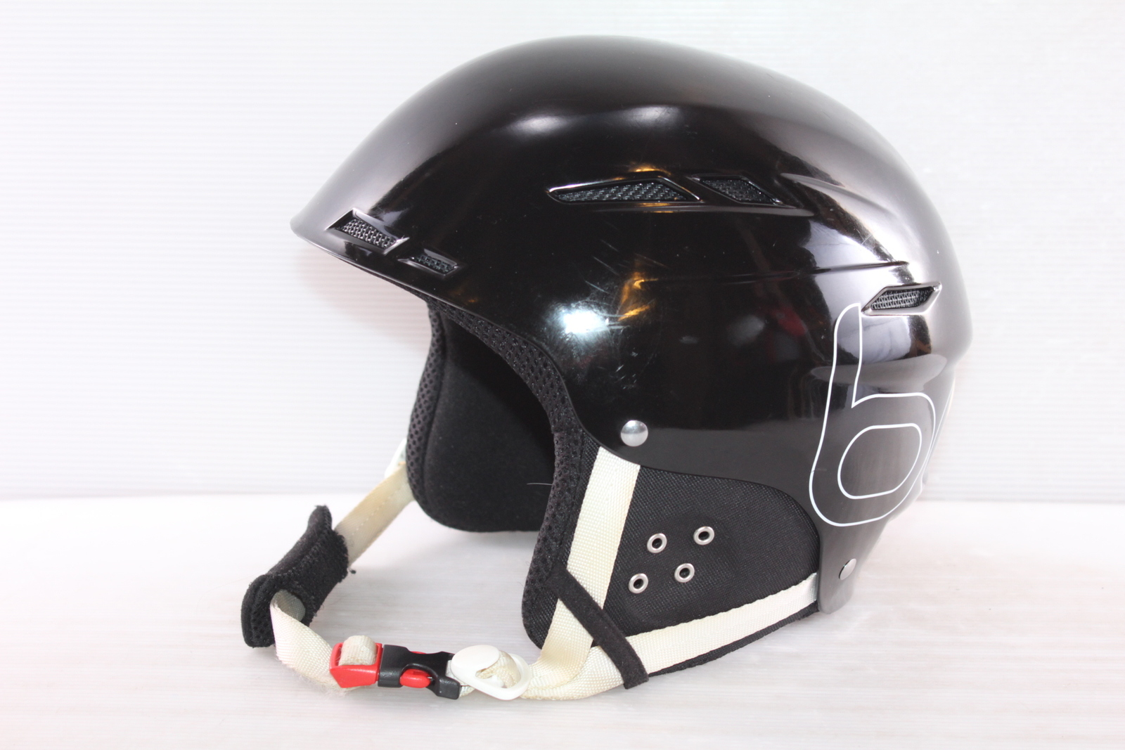 Dětská lyžařská helma Bolle B-Fun - posuvná vel. 58 - 61