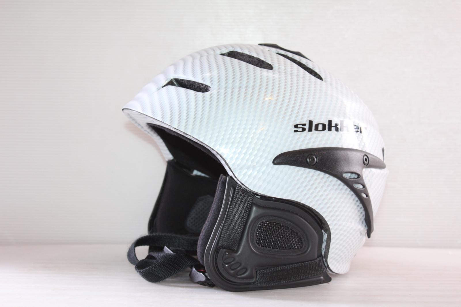 Dámská lyžařská helma Slokker Slokker - posuvná vel. 56 - 58