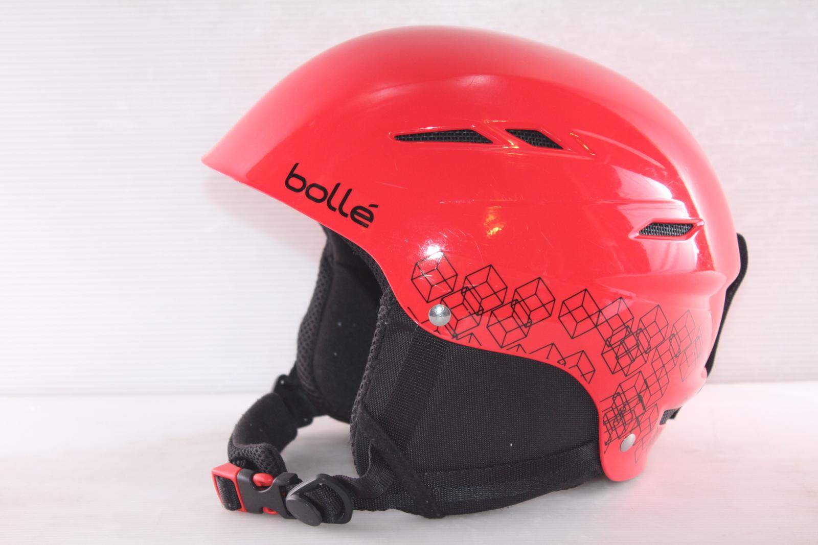 Dětská lyžařská helma Bolle B-Rent JR - posuvná vel. 49 - 52
