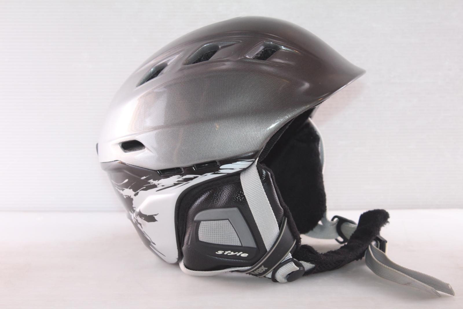 Lyžařská helma Uvex Style - posuvná vel. 51 - 55