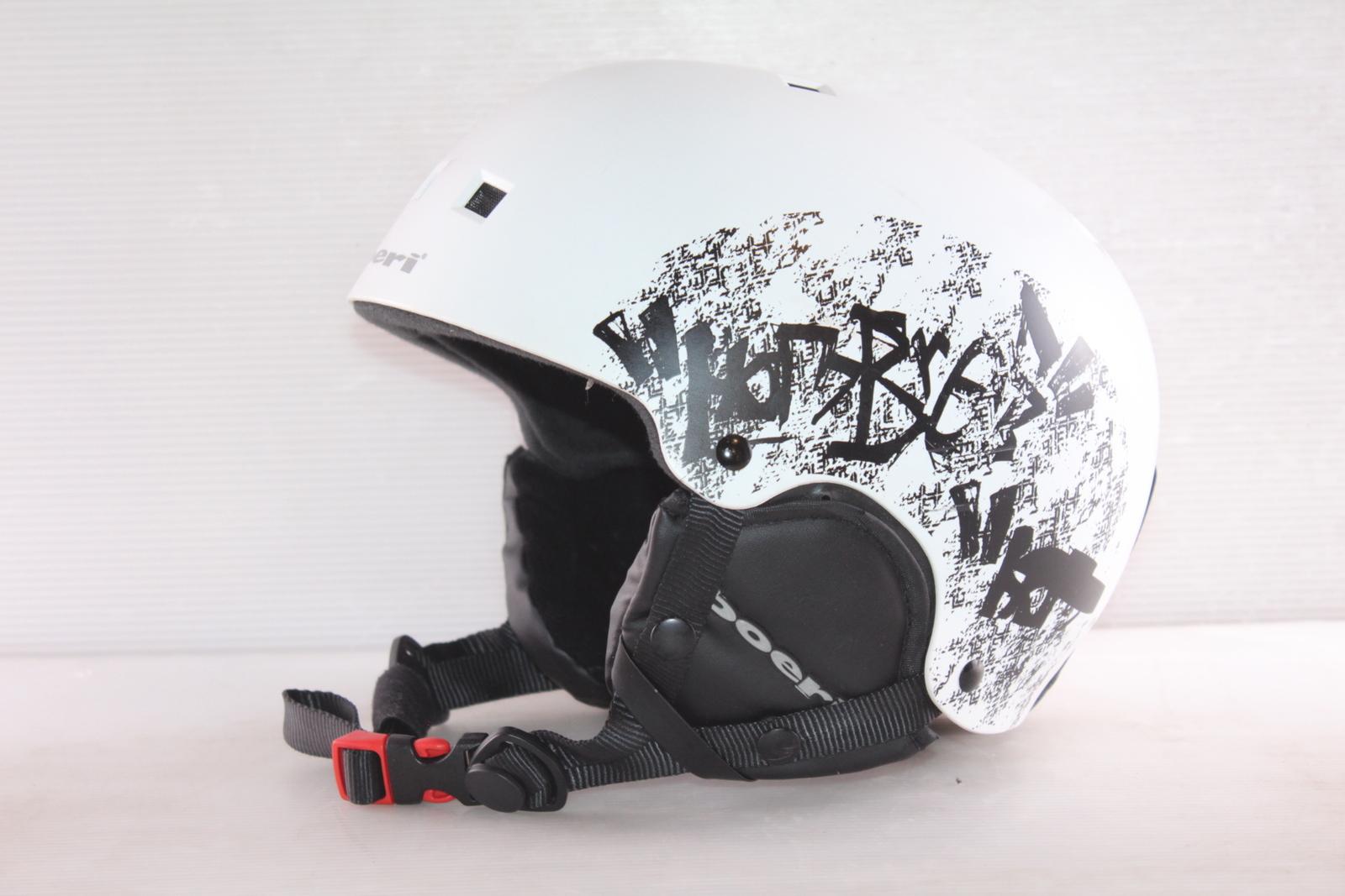 Lyžařská helma Boeri Recco - posuvná vel. 54 - 55
