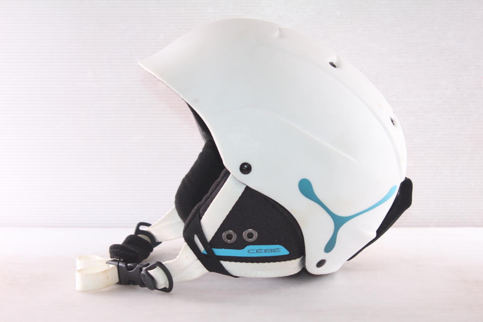 Lyžařská helma Cébé Contest - posuvná vel. 53 - 57
