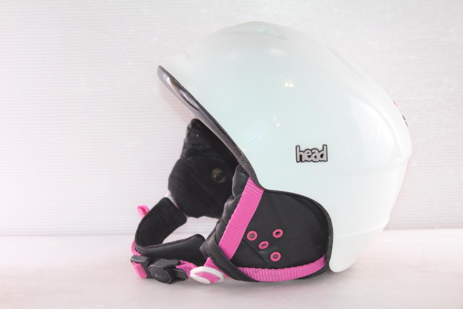 Dámská lyžařská helma Head Cloe - posuvná vel. 52 - 55