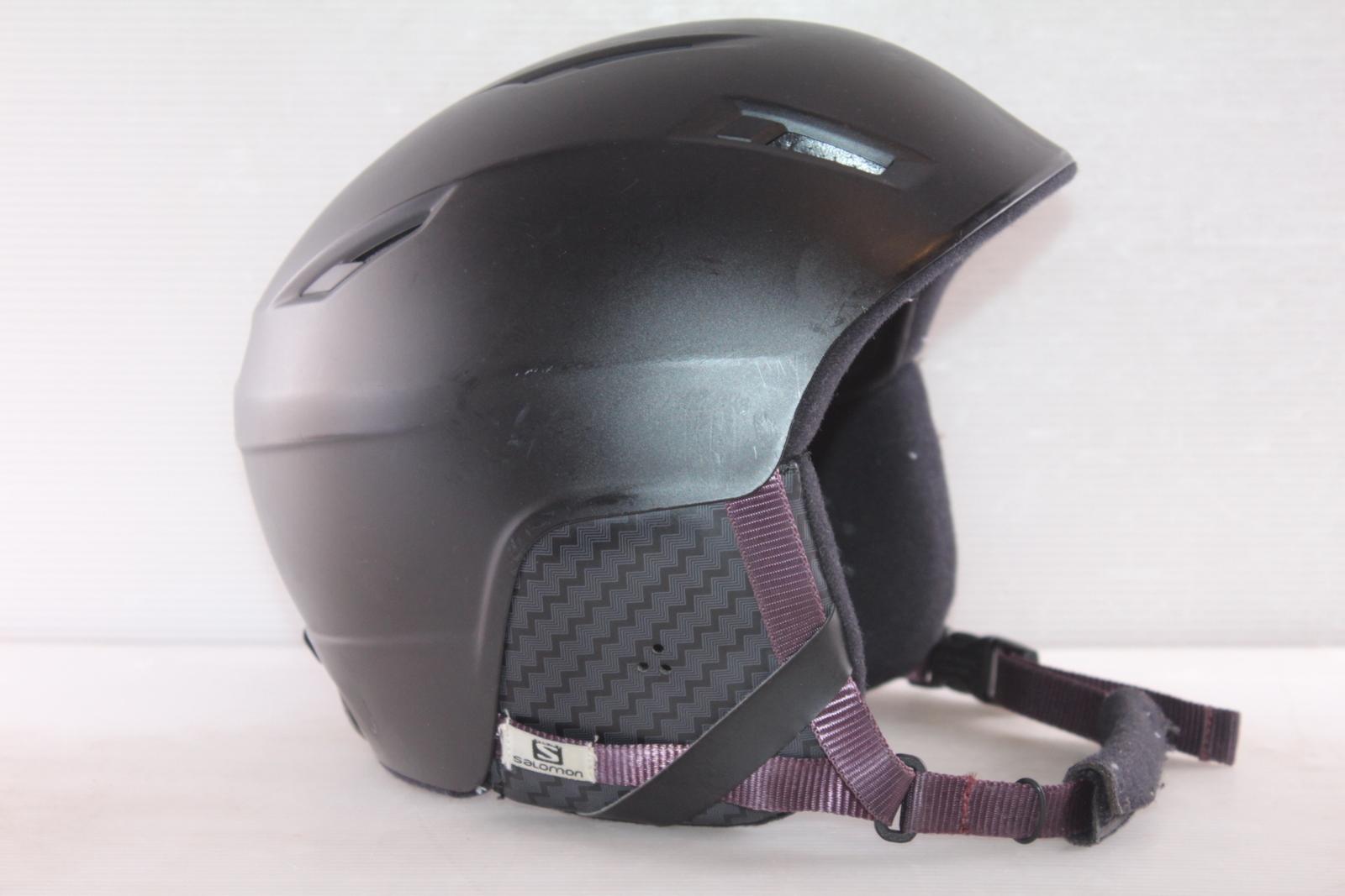 Dámská lyžařská helma Salomon 4D - posuvná vel. 53 - 56