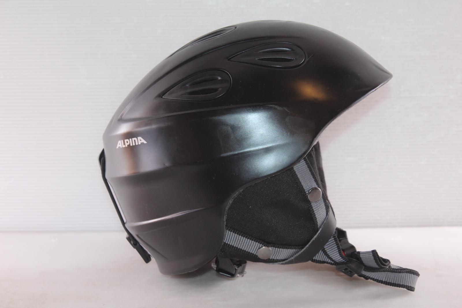Lyžařská helma Alpina Junta - posuvná vel. 54 - 57