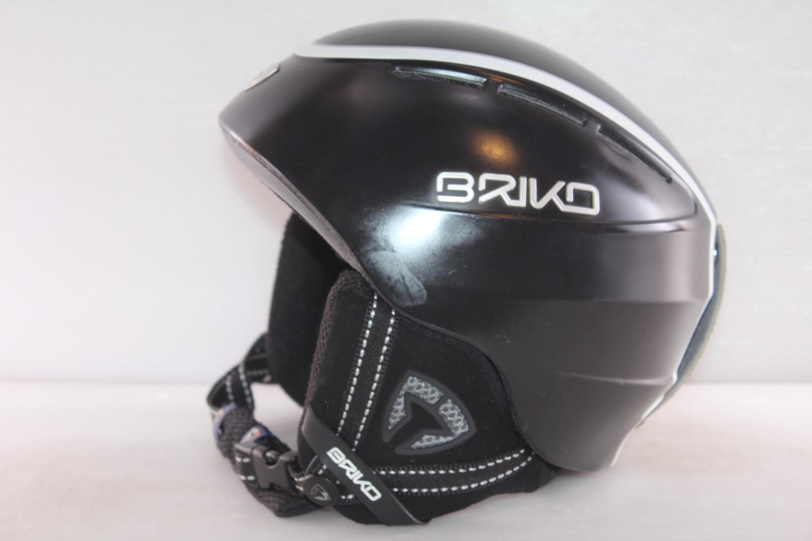 Lyžařská helma Briko Fuji - posuvná vel. 55 - 57