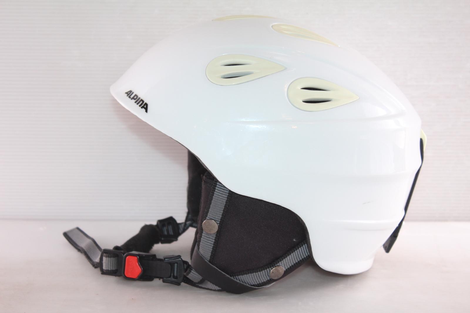 Dámská lyžařská helma Alpina Junta 2.0 - posuvná vel. 54 - 57