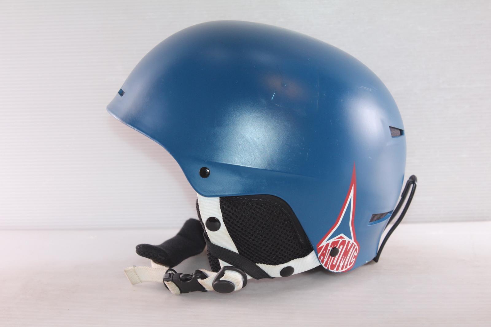 Dětská lyžařská helma Atomic Troop JR - posuvná vel. 55 - 58