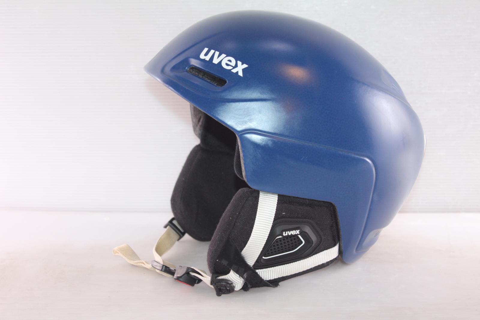 Lyžařská helma Uvex Jimm - posuvná vel. 55 - 59