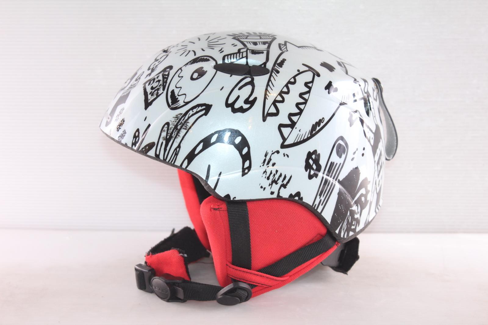 Dětská lyžařská helma Head Joker White - posuvná vel. 53 - 56
