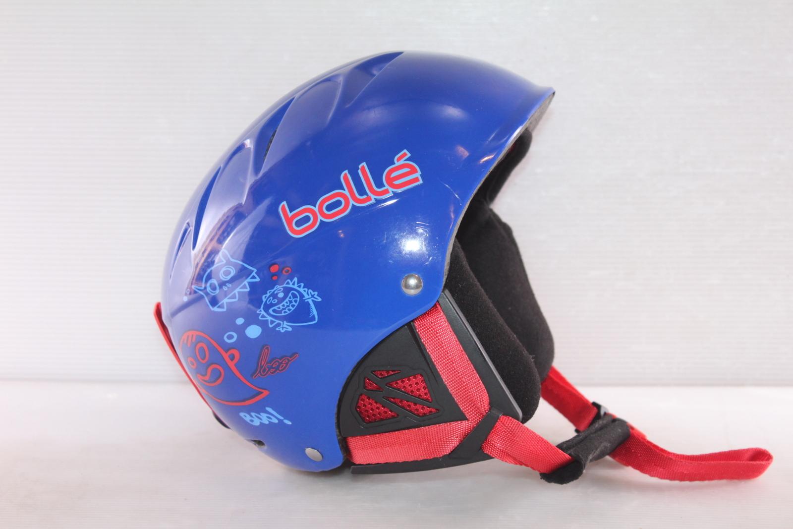 Dětská lyžařská helma Bolle Boo - posuvná vel. 49 - 53