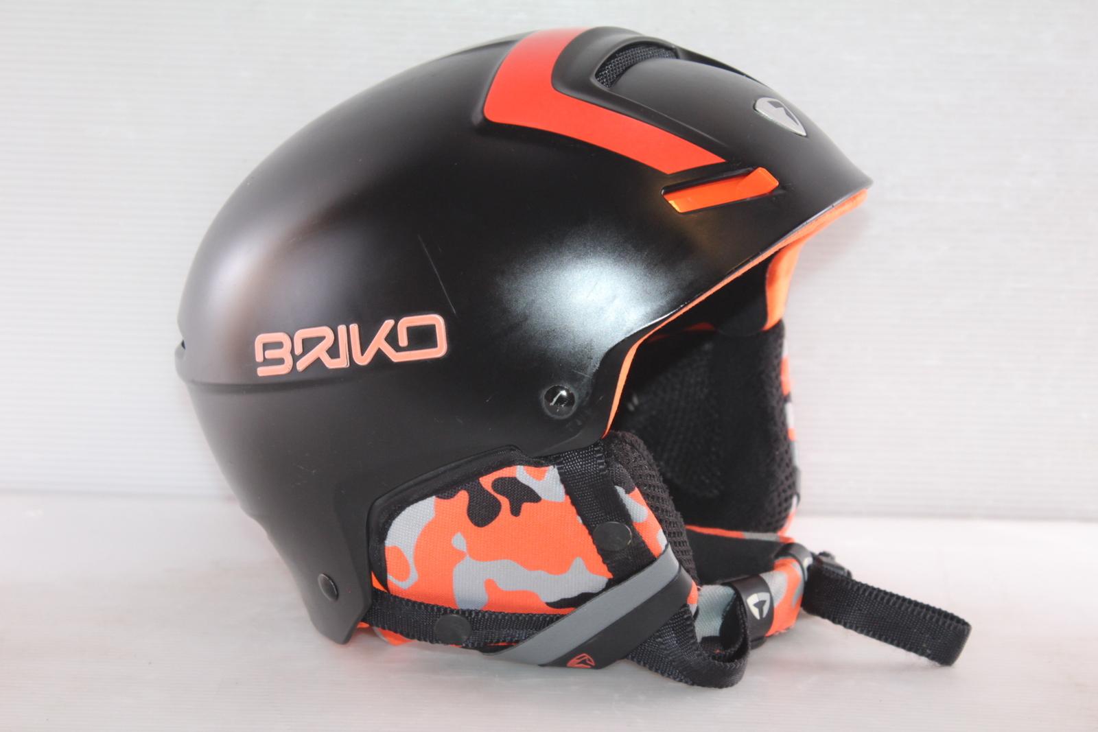 Dámská lyžařská helma Briko Faito - posuvná vel. 53 - 55
