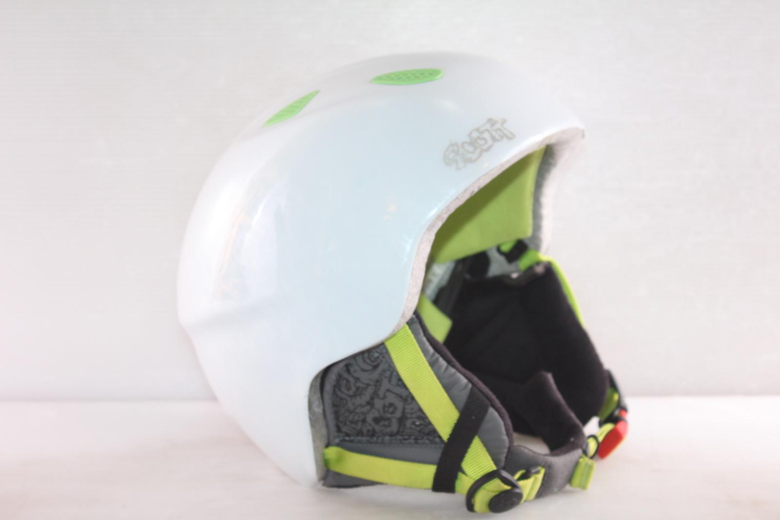 Dětská lyžařská helma Scott Shadow 3 JR - posuvná vel. 54 - 55