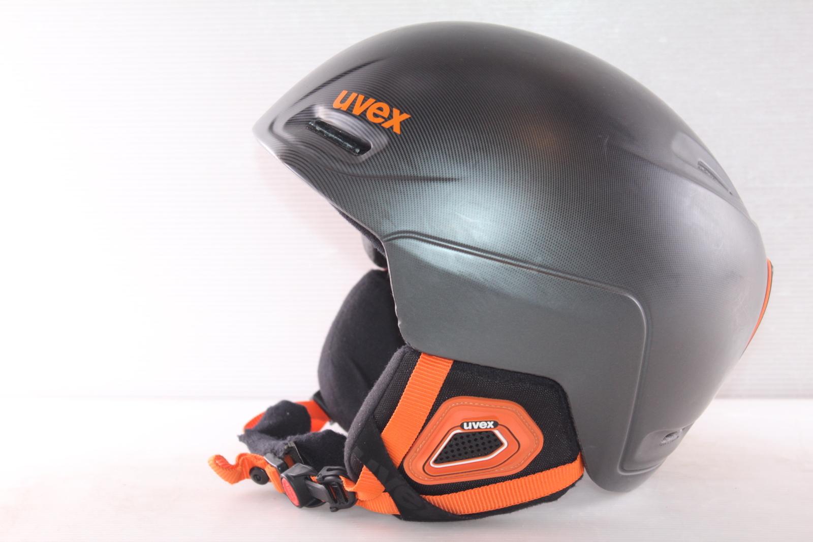 Lyžařská helma Uvex Jimm - posuvná vel. 59 - 61