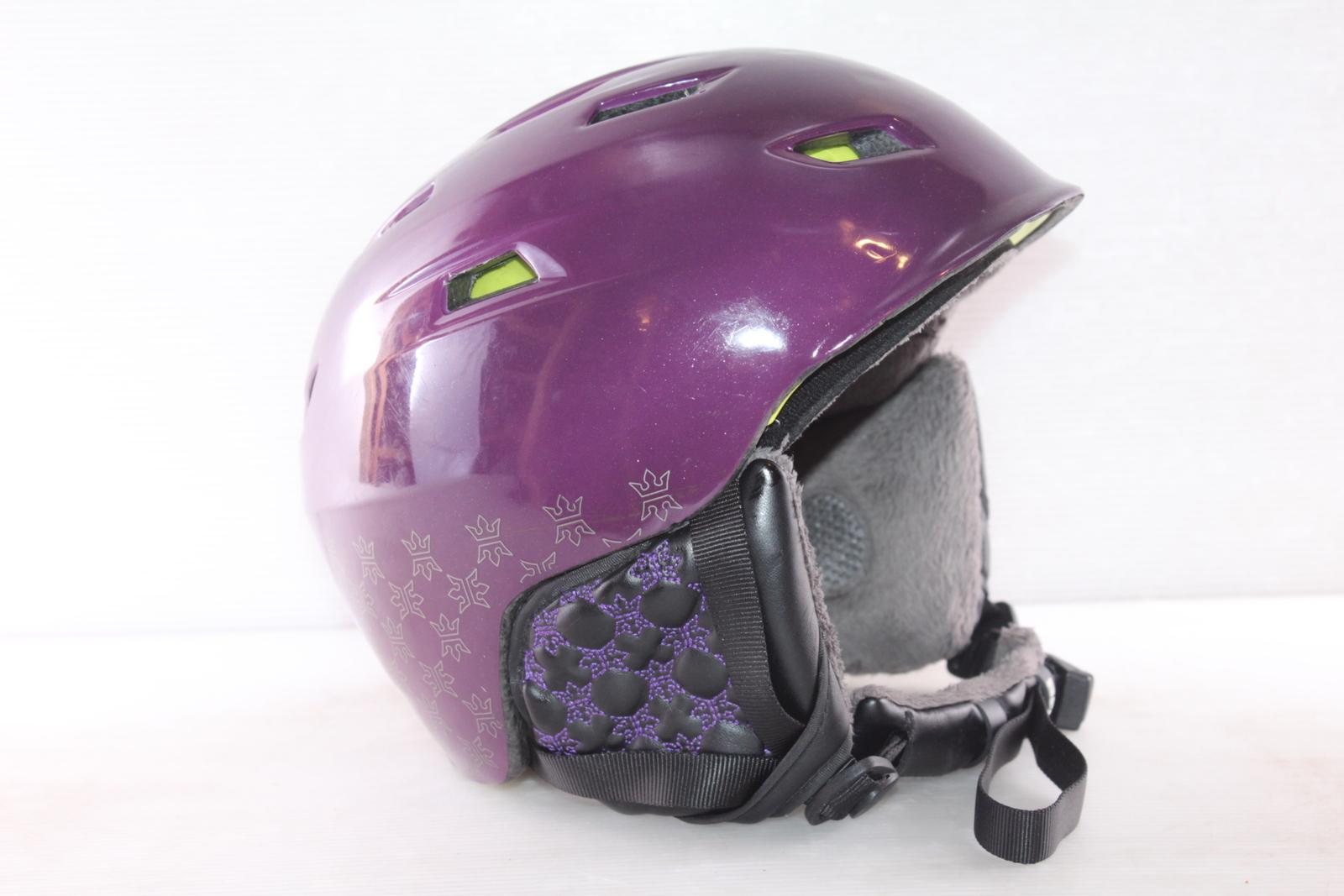 Dámská lyžařská helma Pret VTT2 - posuvná vel. 55 - 59