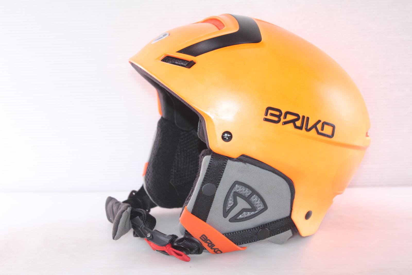 Lyžařská helma Briko Faito - posuvná vel. 56 - 58