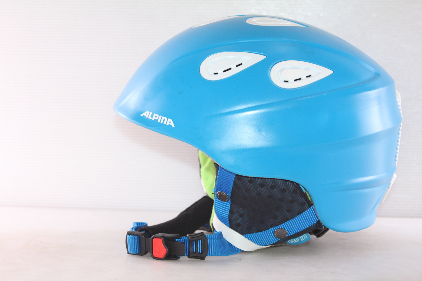 Lyžařská helma Alpina Grap 2.0  - posuvná vel. 57 - 61