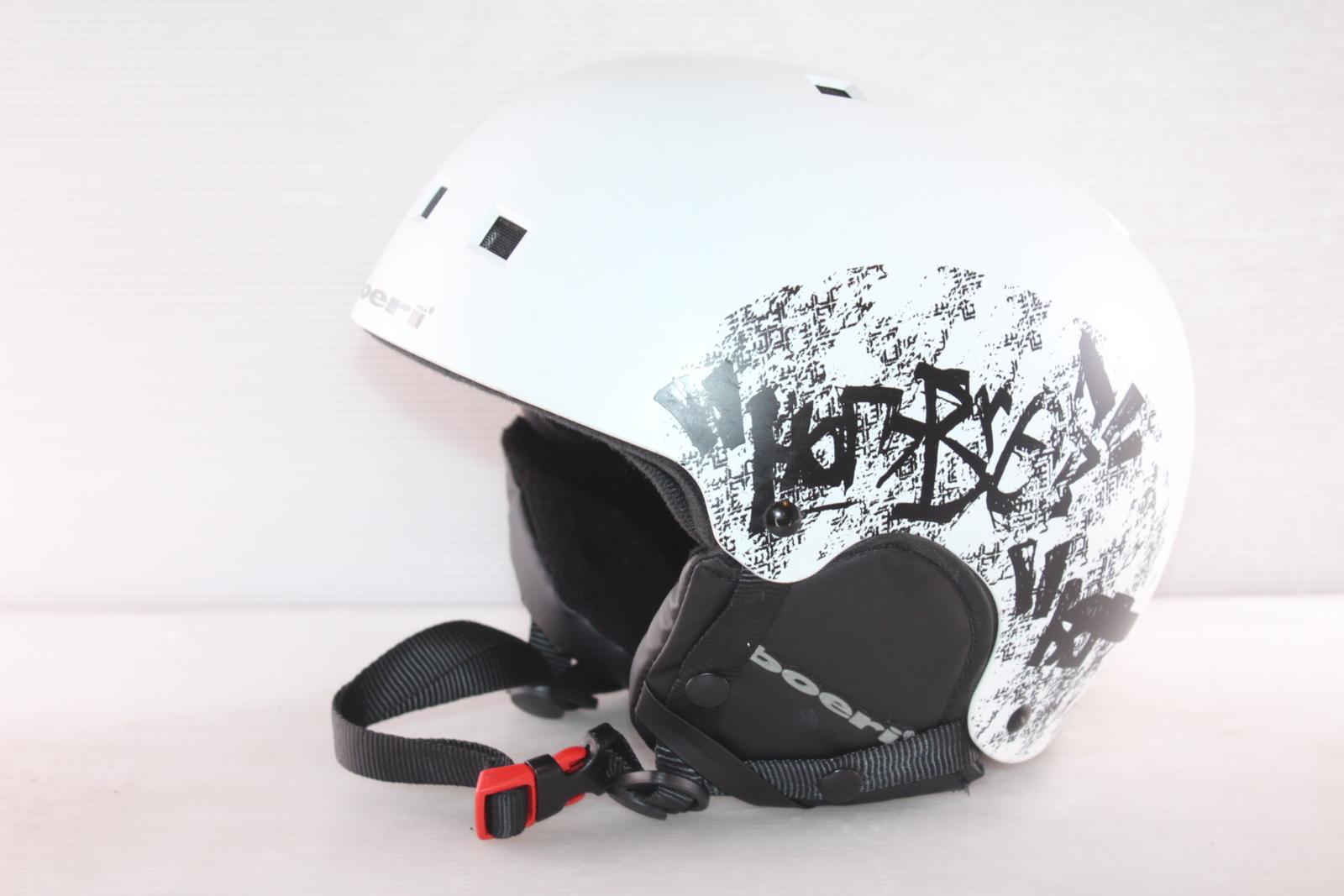 Lyžařská helma Boeri Recco - posuvná vel. 60 - 61