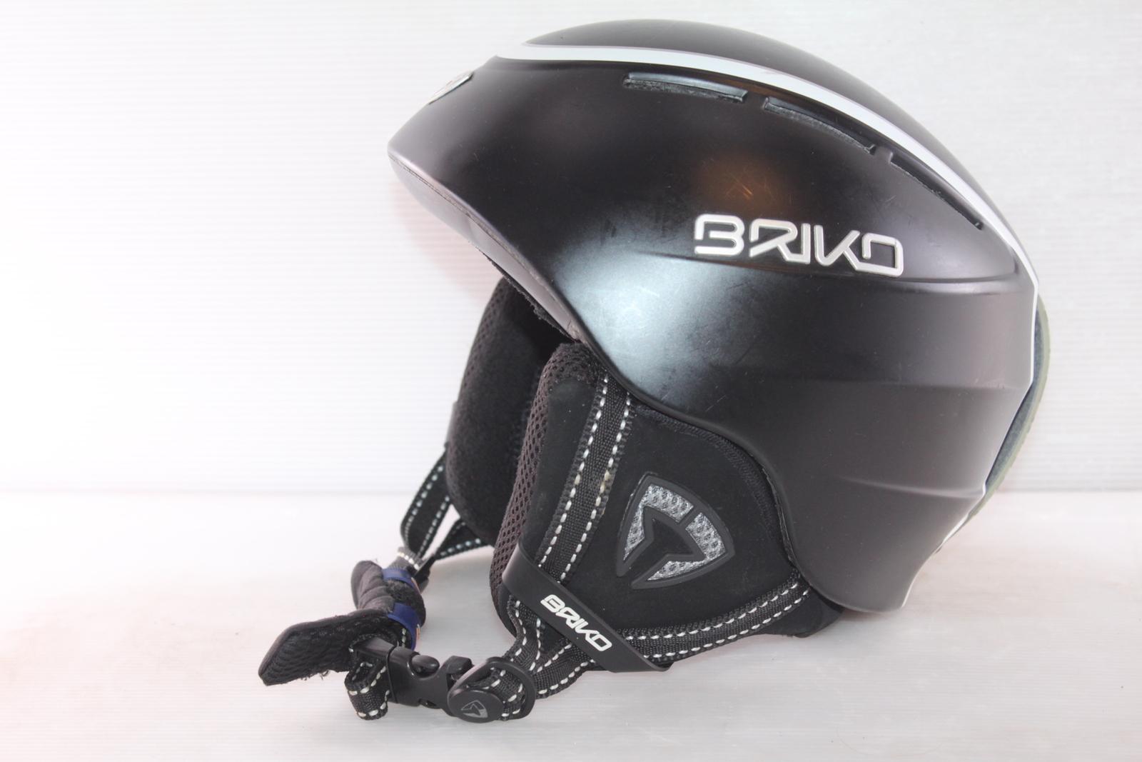 Dámská lyžařská helma Briko Fuji - posuvná vel. 57 - 58
