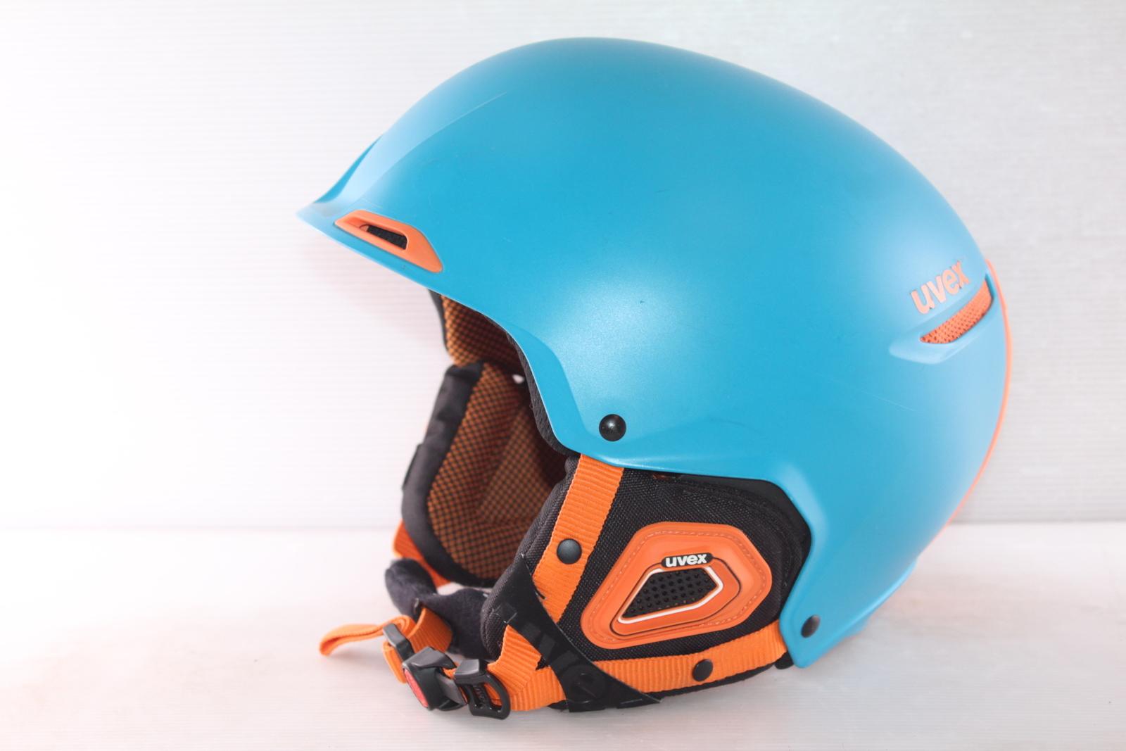 Lyžařská helma Uvex Jakk - posuvná vel. 59 - 62