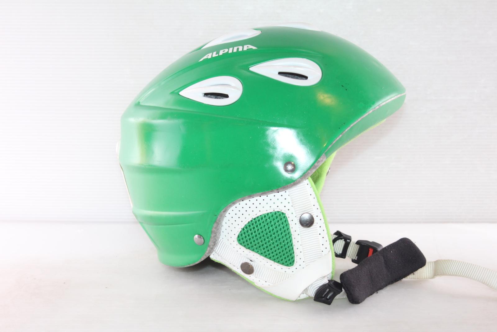 Lyžařská helma Alpina Grap - posuvná vel. 57 - 61