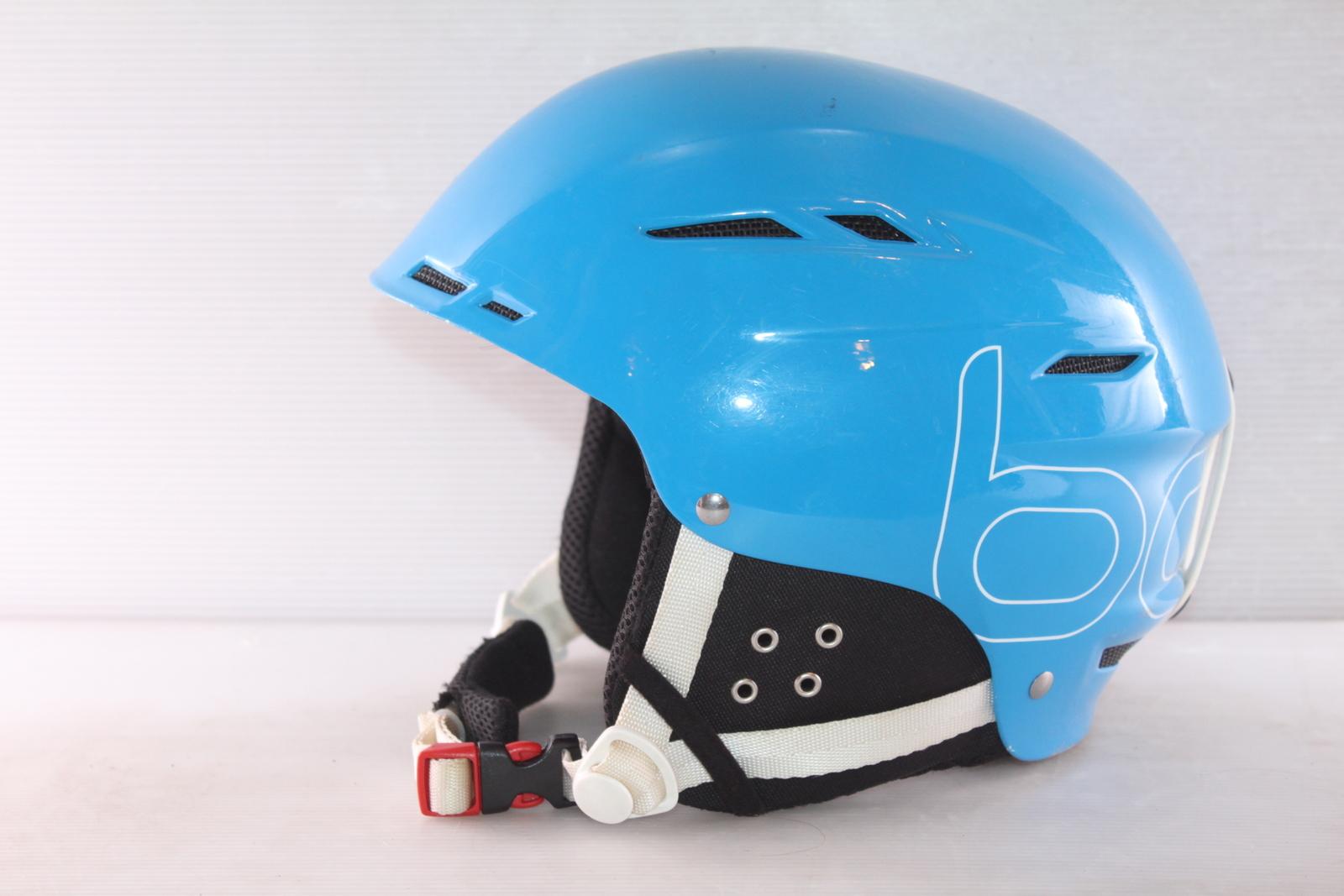 Dámská lyžařská helma Bolle B-Fun - posuvná vel. 54 - 58