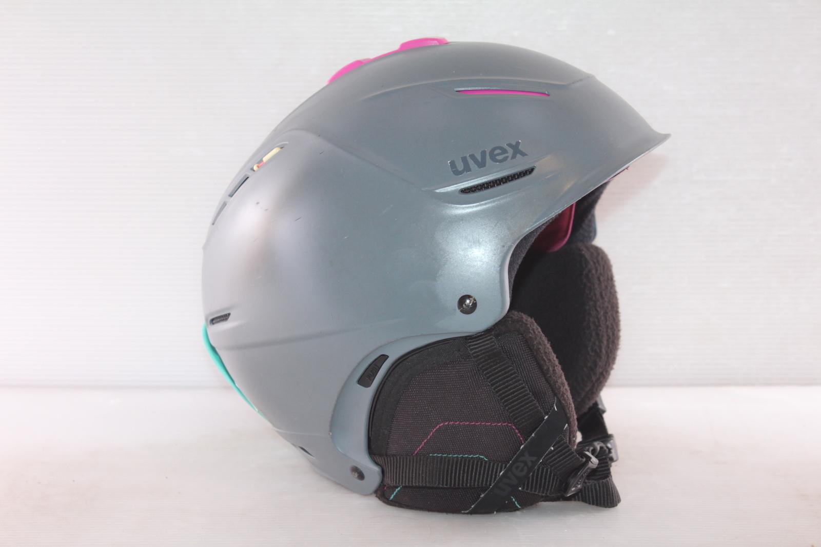 Dámská lyžařská helma Uvex Uvex - posuvná vel. 58 - 62