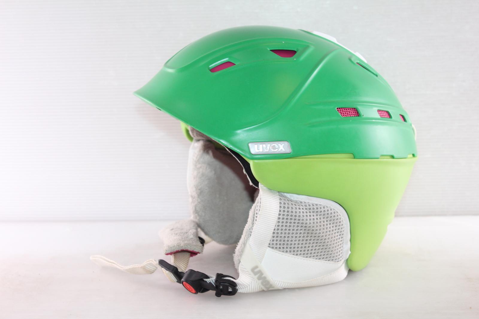 Dámská lyžařská helma Uvex Uvex - posuvná vel. 55 - 59