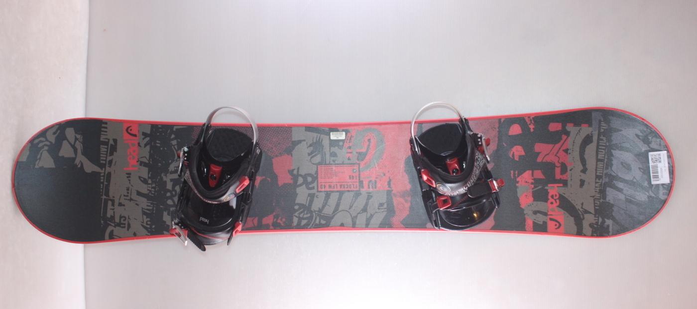 Snowboard HEAD FLOCKA LFW 4D 149cm