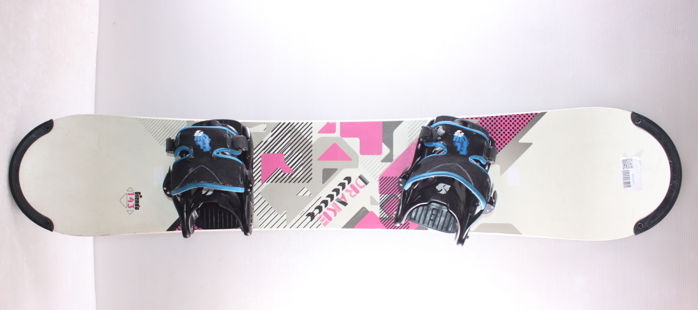 Snowboard DRAKE SIENNA 143cm