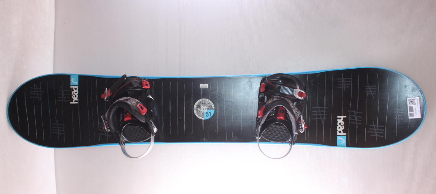 Snowboard HEAD COME RIDE WITH US 151cm