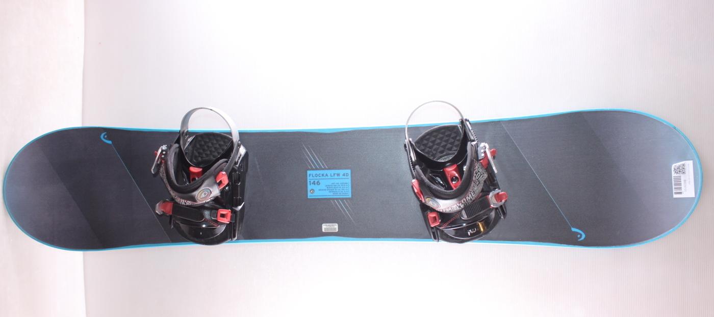 Snowboard HEAD FLOCKA LFW 4D 146cm